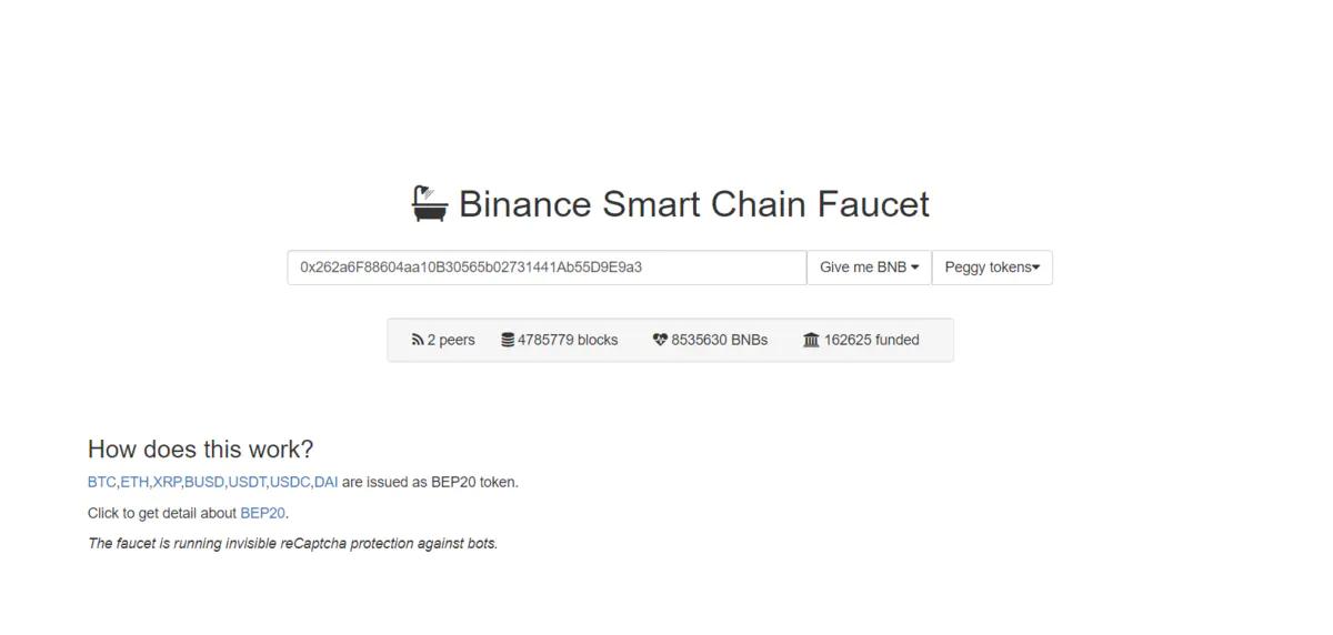 Chainide 部署 BSC 币安智能链合约